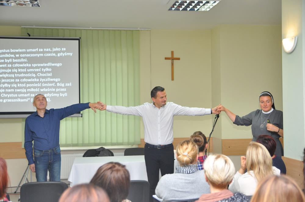 Warsztaty z modlitwy wstawienniczej
